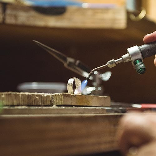 jewelry services at dylan rings